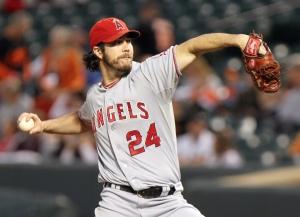 Angels at Orioles September 16, 2011